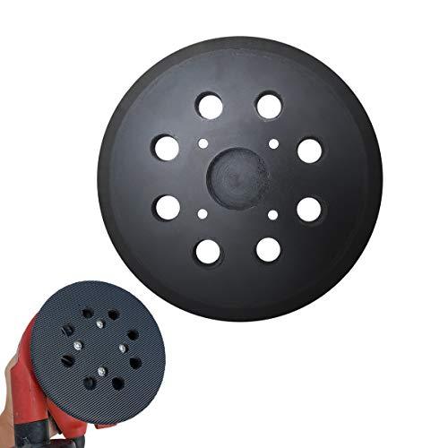 5 Inch 8 Hole Hook and Loop Replacement Sander Pad for Craftsman 315112170, 315116940, 315116950, 315112180, 315279870 Random Orbit Sanders