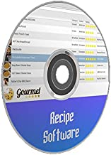 Recipe Manager Software Create Collect Archive Search Organize Browse Recipes Gourmet