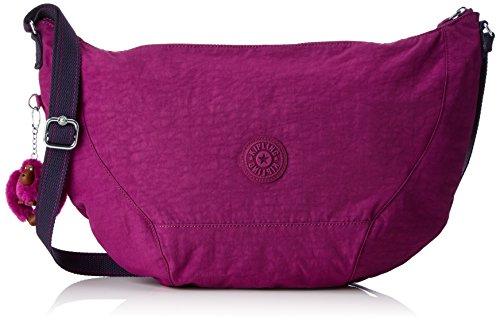 Kipling Nille - Borse a spalla Donna, Pink (Urban C), 48x30x0.1 cm (B x H T)