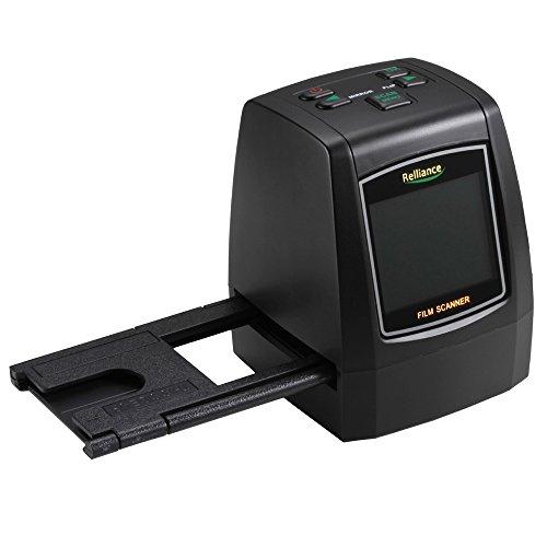 """QUMOX Negativo 14MP 22MP 2.4""""escáner de Diapositivas de Fotos de escáner de película LCD"""