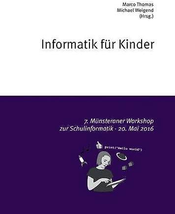 Informatik für Kinder