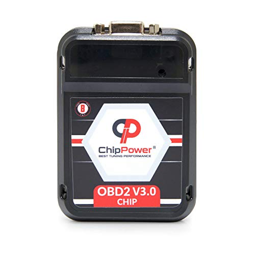Chiptuning OBD2 v3 für Materia 1.3 91PS Power Chip Box Tuning Benzin