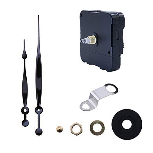 Quarz Uhrwerk Uhr Quarzuhrwerk mit Zeiger Zubehör Ersatzteile für Wanduhr Reparieren