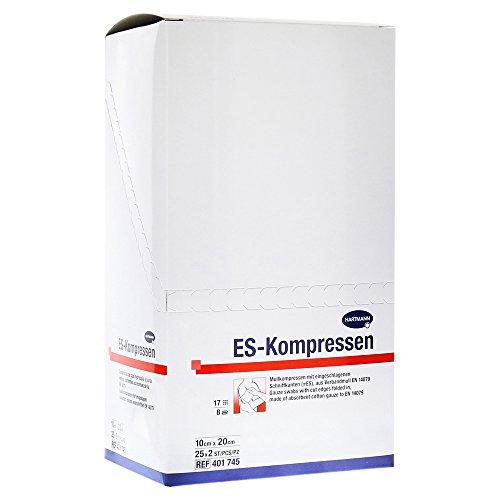 Paul Hartmann AG Es-Kompr Ster 10x20, 50 Stück
