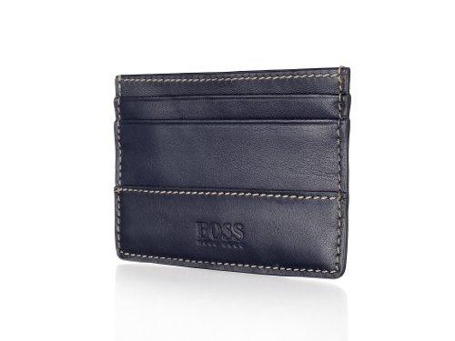 Hugo Boss LAGAS Kredit- und Visitenkartenetui, blau