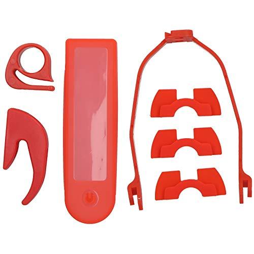DAUERHAFT Kit de Accesorios de Scooter eléctrico de Mejor Resistencia para Bicicletas, automóviles y Scooters