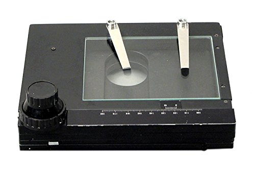 OMAX X-Y Mechanical Stage for Stereo Microscopes
