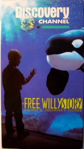 Free Willy Story:Keiko's Journey Home [VHS]