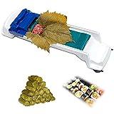 Gurxi Sushi Roll Tool Strumento per Foglie di Sushi Strumento per Sushi per Bambini Kitchen Sushi Gadgets Foglie di Vite di Sushi per Verdure e Carne Sushi Sushi Verdure e Carne Rolling Tool