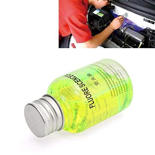 Fluoreszierende Öl Lecksuche Leckprüfung Für Auto,Universal-Fluoreszenzöl-Lecksuchertest UV-Farbstoff Reparaturwerkzeug Für Kfz-Klimaanlagen
