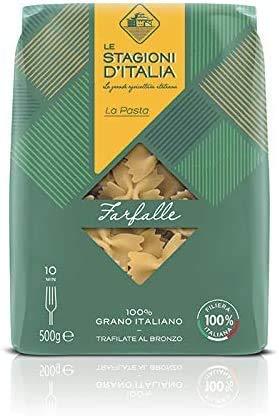 Le Stagioni d'Italia Pasta (Farfalle, 12 x 500g)