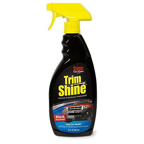 Stoner Car Care 92034 Trim Shine Protectant - 22-Ounce