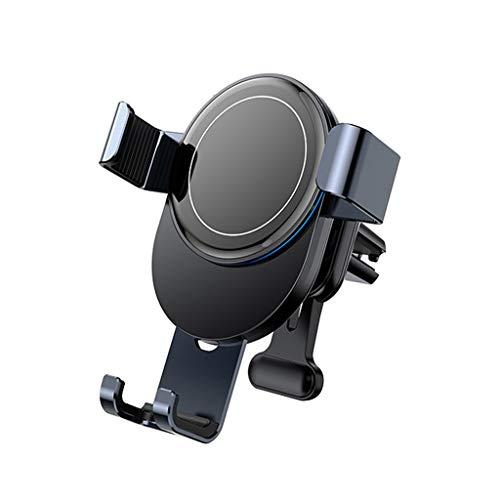 Diaod Titular del teléfono del Coche Cargador inalámbrico Montaje del Coche Inteligente para el Cargador de automóvil de Montaje de ventilación aérea inalámbrico