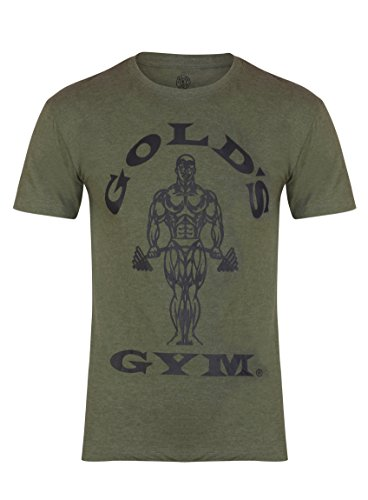 Gameworld Muscle Joe T-Shirt Homme, Army, FR : L (Taille Fabricant : L)