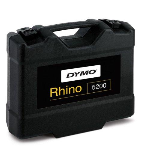 Dymo Rhino 5200 stevige koffer met harde schaal - leerkoffer