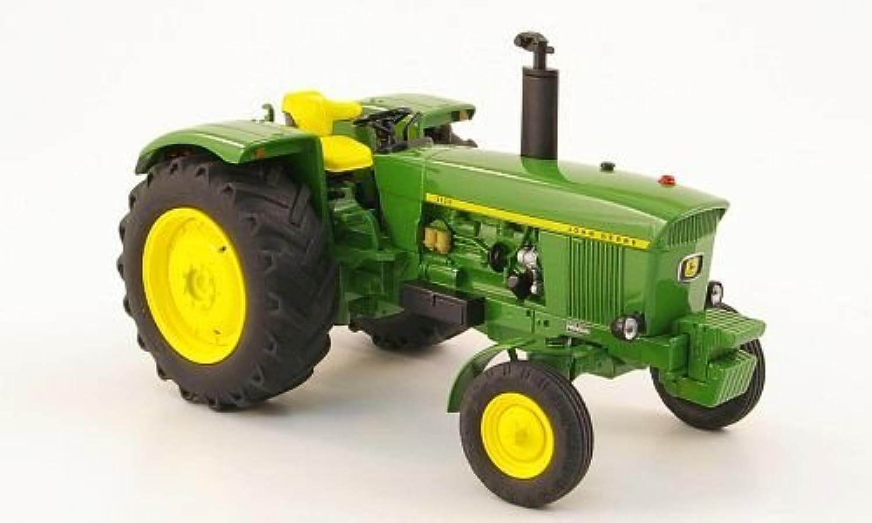 John Deere 3120, grün, Modellauto, Fertigmodell, Schuco 1 32
