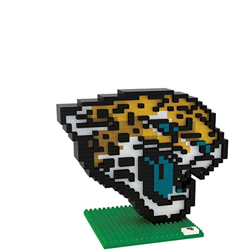 FOCO Jacksonville Jaguars 3D Brxlz - Logo