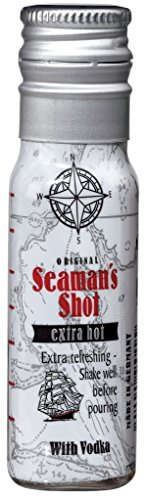 Seaman's Shot - Extra Hot 30% - 24x0,02l - 3