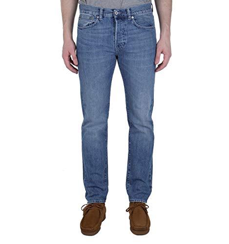 Edwin Jeans Uomo ED-80 Slim Tapered RAUHA WASH 33x34