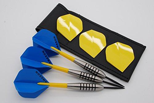 19G 21G 22G 23G 24G 25G 26G 28G 32G Tungsten dardos Set, Amazon para dardos, tallos y caso