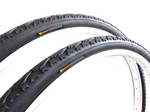 Pair of KENDA K935 KHAN Bike Tyres, 26 x 1.95, Trekking, Tourist, Hybrid,...