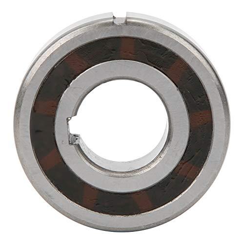 Cojinete de alta dureza con chavetero, CSK20PP Cojinete unidireccional 6204 con chavetero Alta dureza para maquinaria textil Industria automotriz