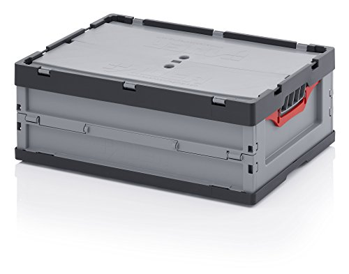 Profi-Faltbox 60 x 40 x 22 mit Deckel inkl. gratis Zollstock