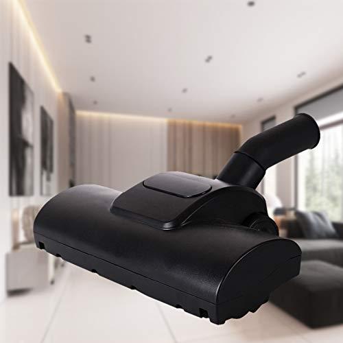 Zhangl Smart Home Huishoudelijke Stofzuiger Vloerborstel Tapijt Zuignap Hoofd, Binnendiameter : 32 mm (Zwart) Smart Home, Zwart