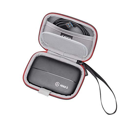 RLSOCO Tasche für Corsair Elgato Game Capture HD60 S/ HD60 S+ Gameplay