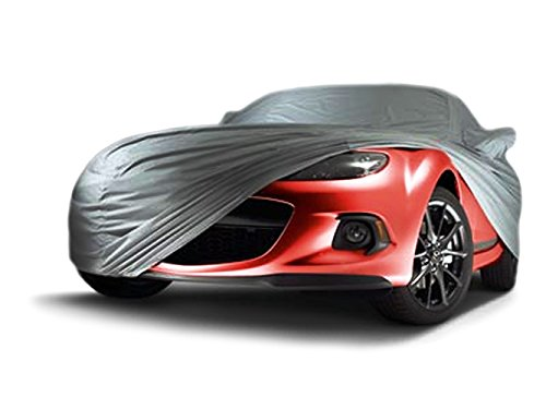 CarsCover Custom Fit 2006-2019 Mazda Miata / MX-5 Car Cover for 5 Layer Ultrashield MX5 Covers