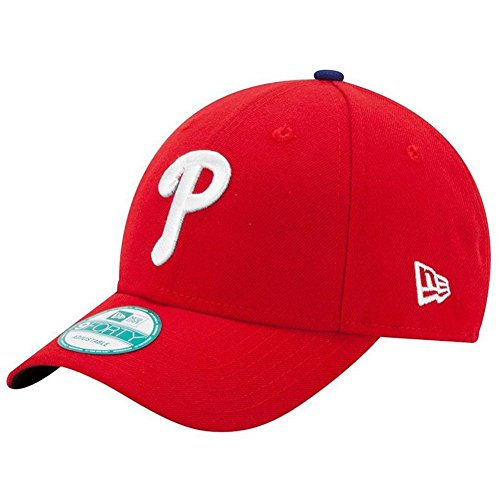 New Era 9Forty Cap - MLB League Philadelphia Phillies rot