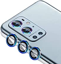Camera Lens Screen Protector for OnePlus 9 Pro (6.7'') Premium Tempered Glass Aluminum Alloy Lens Cover for OnePlus 9 Pro 6.7 inch