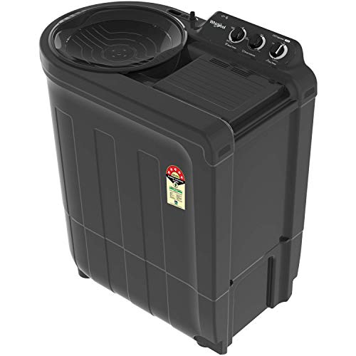 Whirlpool 7.5 Kg 5 Star Semi-Automatic Top Loading Washing Machine (ACE 7.5 SUPREME, Grey Dazzle) 5