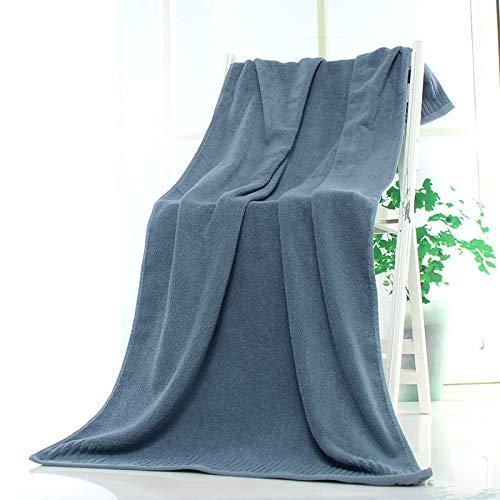 DSJDSFH badhanddoek eenvoudige en monotono van 100% katoen, kleurecht, 70 x 140 cm, comfortabel, absorberend