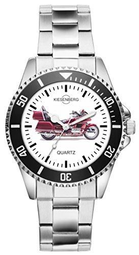 KIESENBERG Uhr - Geschenk für Gold Wing 1500 Motorrad Biker Fan 1801