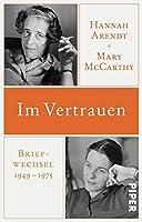 Im Vertrauen: Briefwechsel 1949 - 1975