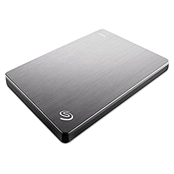 Seagate Backup Plus Slim 1TB External Hard Drive Portable HDD – Silver USB 3.0 For PC Laptop And Mac 1 year Mylio Create 4 Months Adobe CC Photography 1 year Rescue Service  STHN1000401