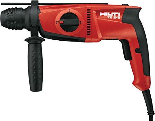 HILTI TE 2-S SDS-Bohrhammer mit Kabel Y TR, Rot