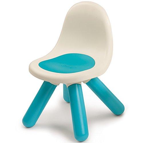 #0107 Kinderstuhl in Blau 33x50cm aus UV-stabilem Kunststoff • Spielstuhl Kindermöbel Kinderzimmer Kinderzimmerstuhl Kinder Stuhl