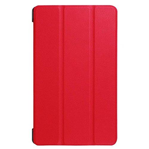 Huawei MediaPad T3 7 Hülle, Xinda Ultra Slim Lightweight Schutzhülle Etui Tasche für Huawei MediaPad T3 7.0 Zoll (Wifi BG2-W09) Tablet( NOT for Huawei MediaPad T3 7 LTE!) - 2
