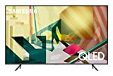 Samsung TV QE85Q70TATXZT Serie Q70T QLED Smart TV 85', con Alexa integrata, Ultra HD 4K, Wi-Fi, Black, 2020