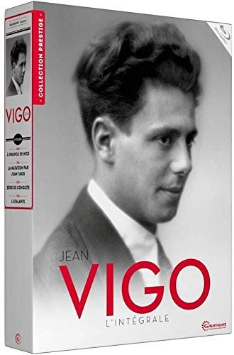 The Complete Jean Vigo - 4-Disc Boxset ( À propos de Nice / Taris, roi de l'eau / Zéro de conduite / Le Chaland qui passe ) ( Nizza / Jean T [ Origine Francese, Nessuna Lingua Italiana ] (Blu-Ray)