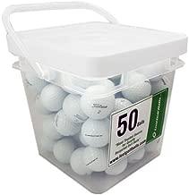 Titleist 50 Velocity AAAA Near Mint Used Golf Balls (Packaging May Vary)