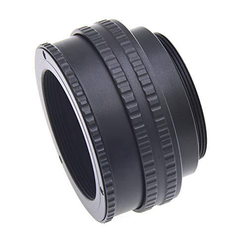 SSSabsir M42 to M42 Lens Adjustable Focusing Helicoid Macro Tube Adapter-17mm to 31mm