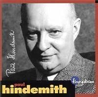 Hindemith: Kammermusik #2, Konzertmusik for Viola, Piano Concerto (2004-01-13)