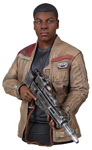Busto Finn 17 cm. Star Wars Episodio VII. Escala 1:6. Gentle Giant