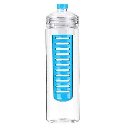 Laptone LHP0013-BLU Wasserflasche, blau, 800 ml