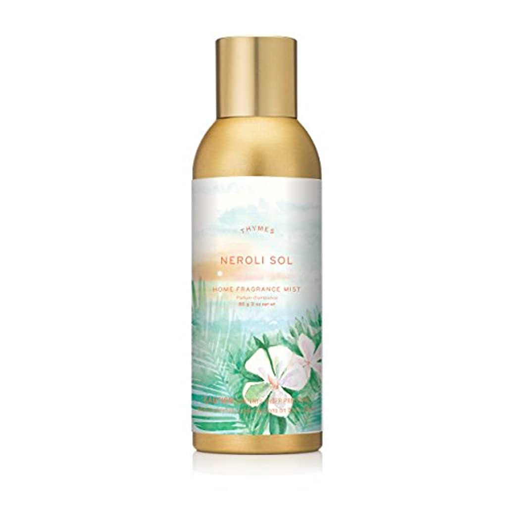 Thymes - Neroli Sol Home Fragrance Mist - Relaxing Coconut Scented Room Spray - 3 oz