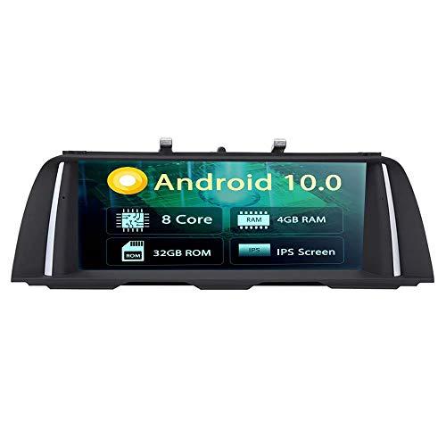 ROADYAKO 10,25 Pouces Android 8.1 Unité Principale pour BMW Série 5 F10 F11 2013 2014 2015 2016 Voiture Radio Stéréo Navigation GPS 3G WiFi Mirrorlink RDS No DVD