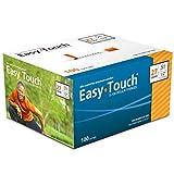EasyTouch® U-100 27g, 0.5cc / mL, 1/2'(Box of 100)